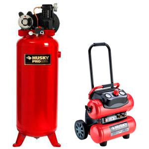 husky 30 gallon upright air compressor manual