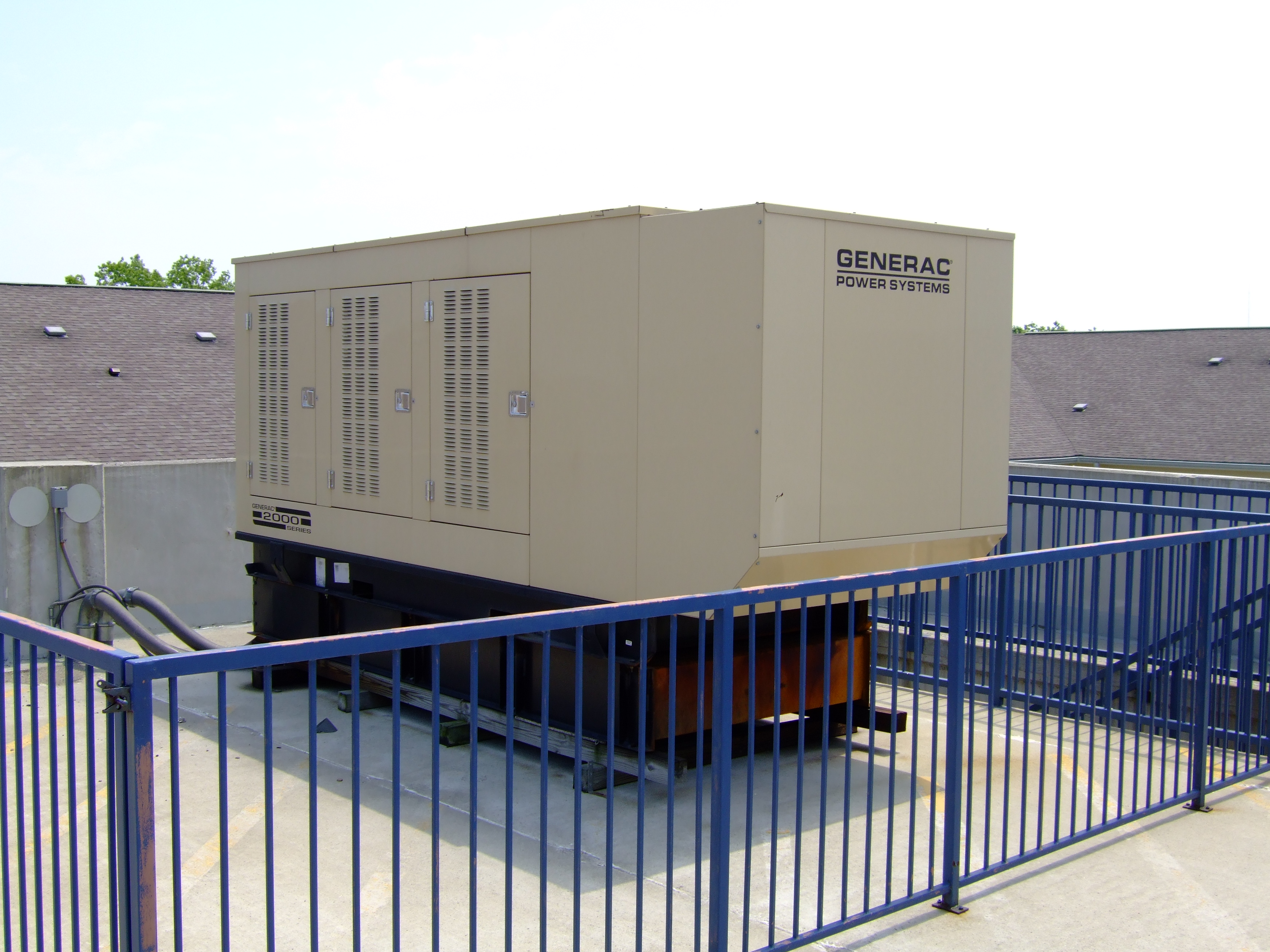 installation manual generac standby generator