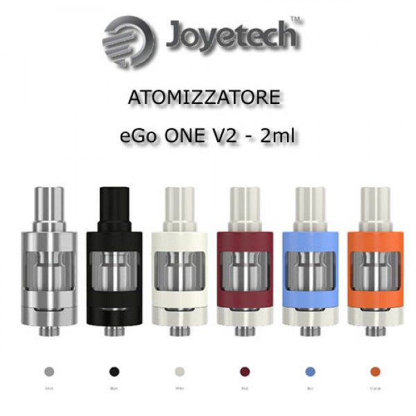 joyetech ego one ct manuale italiano