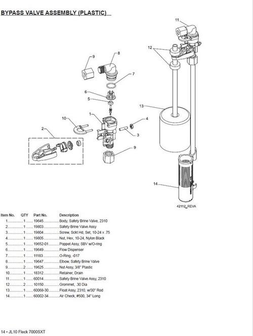kenmore genius water softener owners manual