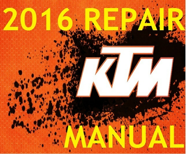 ktm 250 sx 2002 service manual