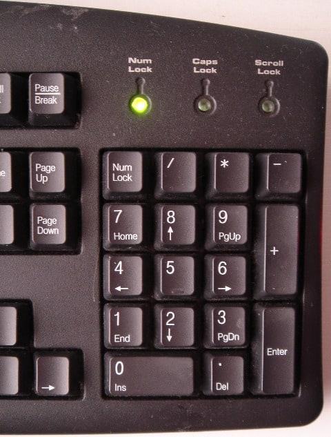 lock on fc2 keyboard manual