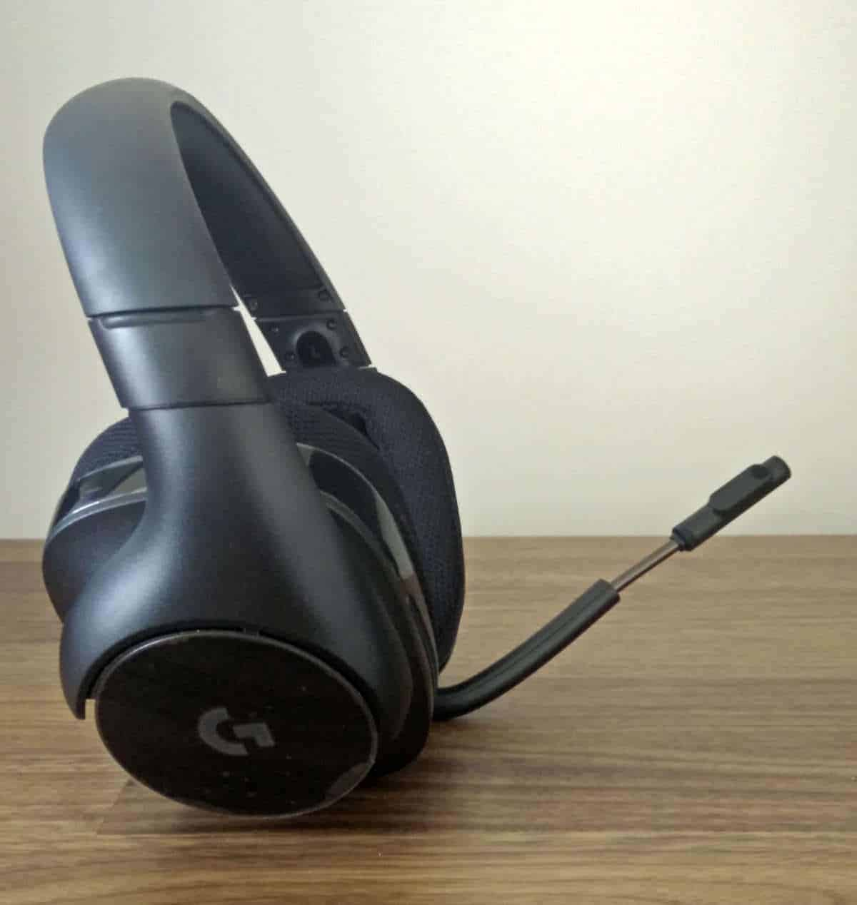 logitech usb headset h530 user manual