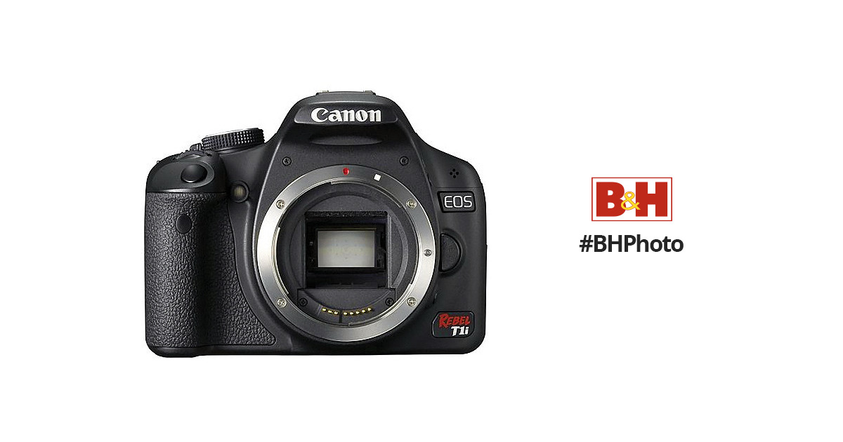manual for canon eos rebel t1i