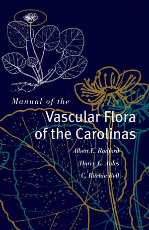 manual of the vascular flora of the carolinas reference