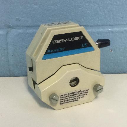 masterflex easy load pump head manual