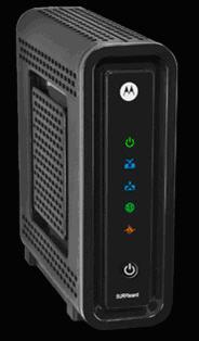 motorola sb6141 docsis 3.0 cable modem manual