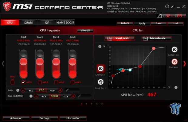 msi z370 gaming pro carbon ac manual