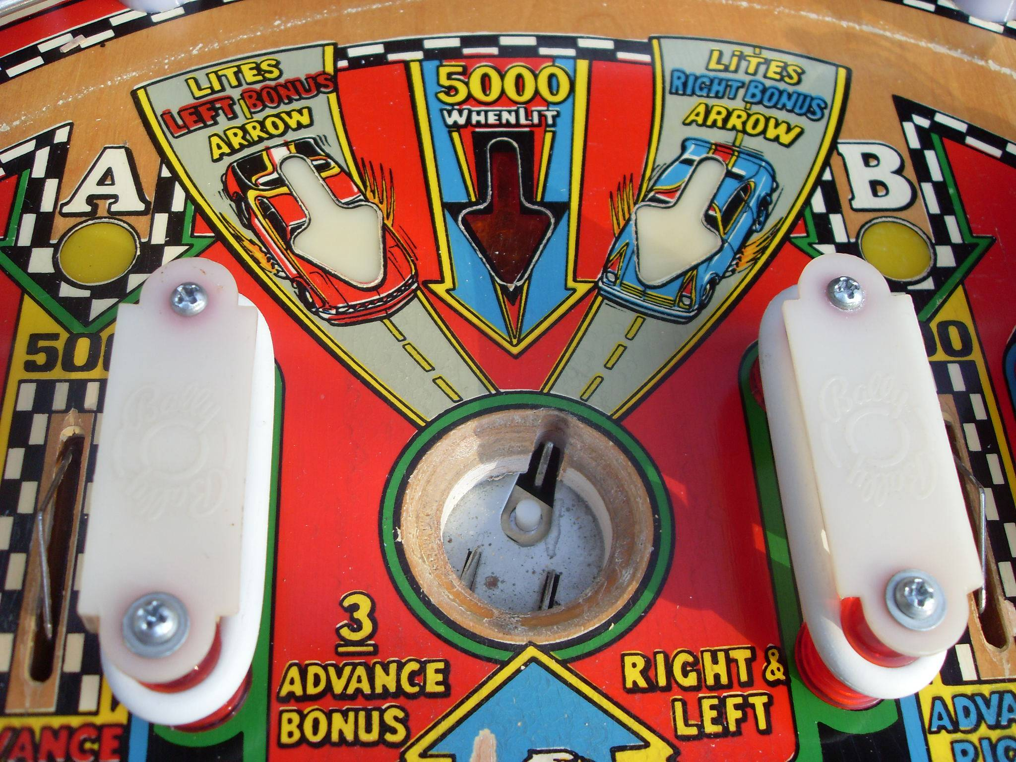nitro ground shaker pinball manual
