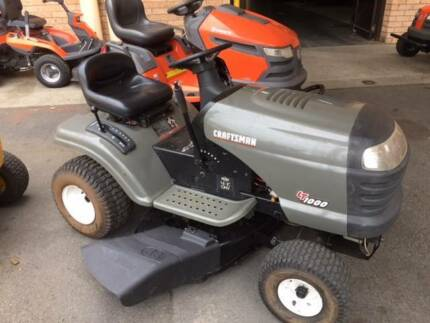 operating manuals for older craftsman reabag lawnmowers