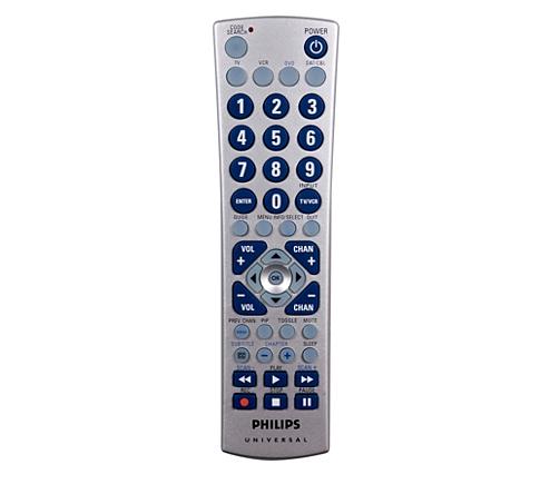 philips universal remote manual pm435s
