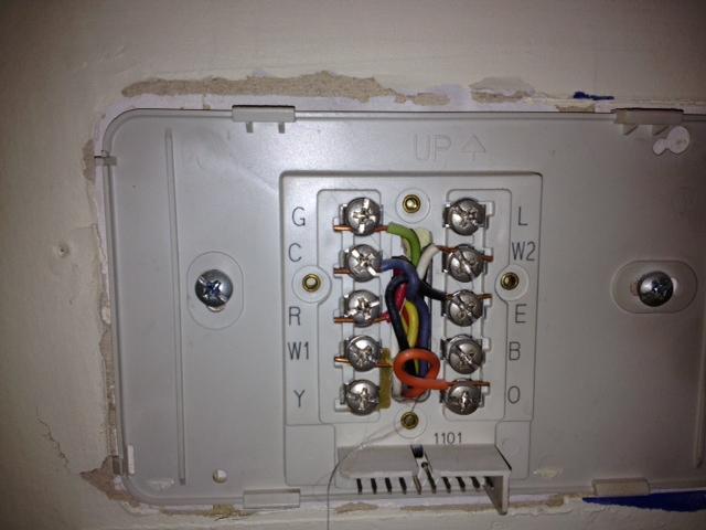 pro thermostat pro1 t705 manual
