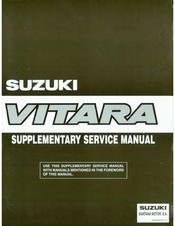 suzuki grand vitara 2000 service manual free