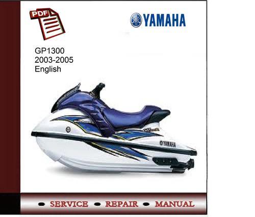yamaha rx1 2003 service manual